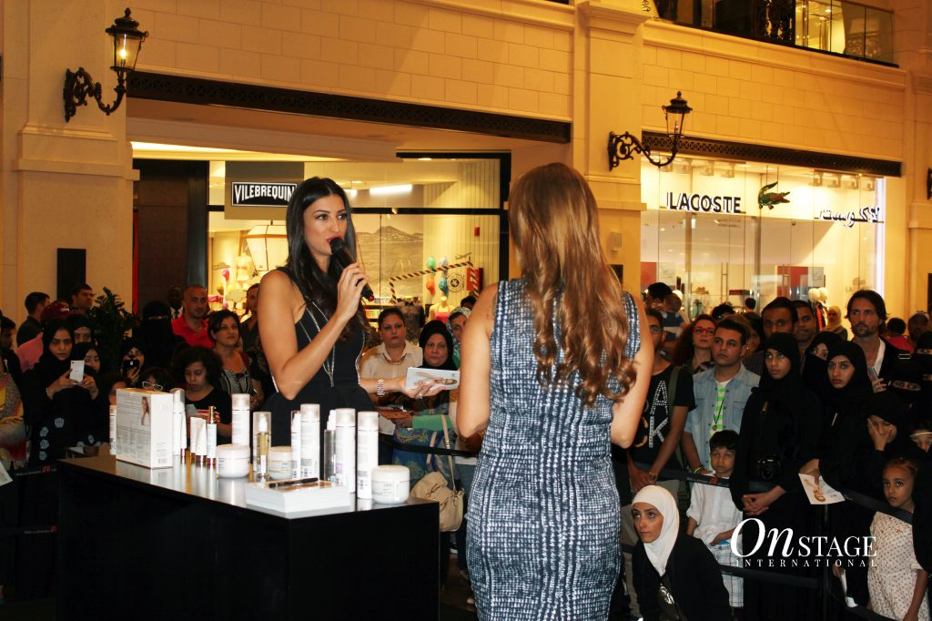 Shereen Mitwalli presents Joelle Paris Launch