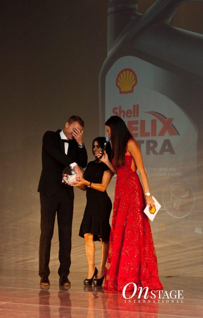 Shereen at Shell