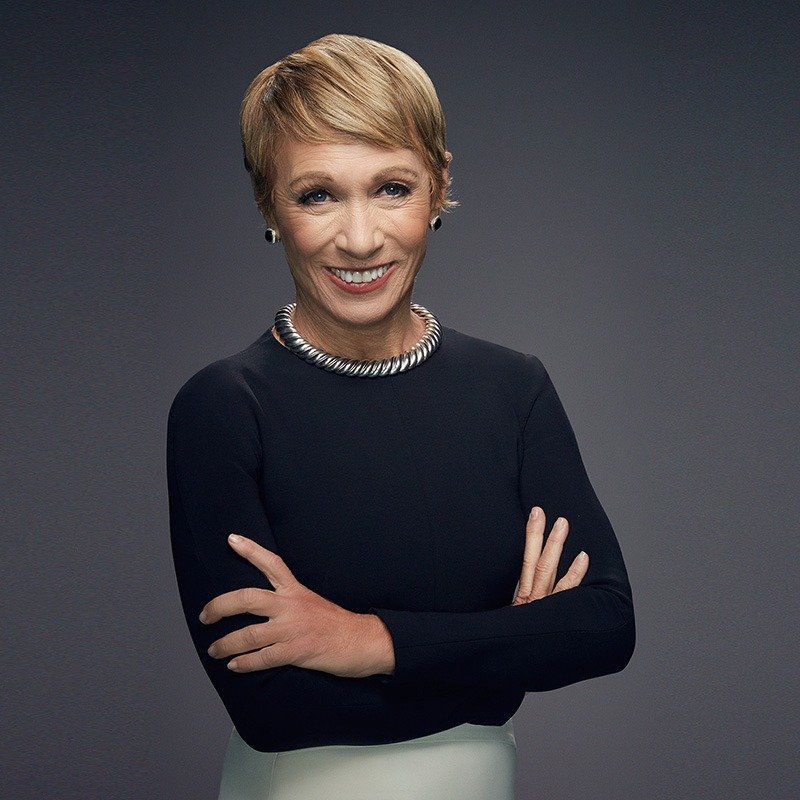 Onstage International | Barbara Corcoran Profile - Motivational Speaker, Celebrity