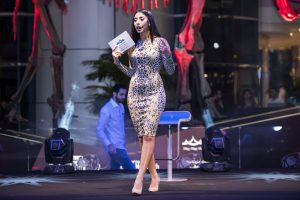 Onstage International Talent Habiba - Emcee
