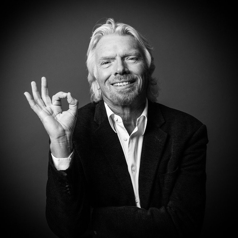 Onstage International | Richard Branson Motivational Speaker, entrepreneur
