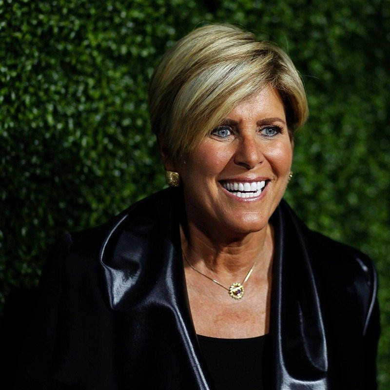 Onstage International | Suze Orman - Motivational Speaker, Celebrity
