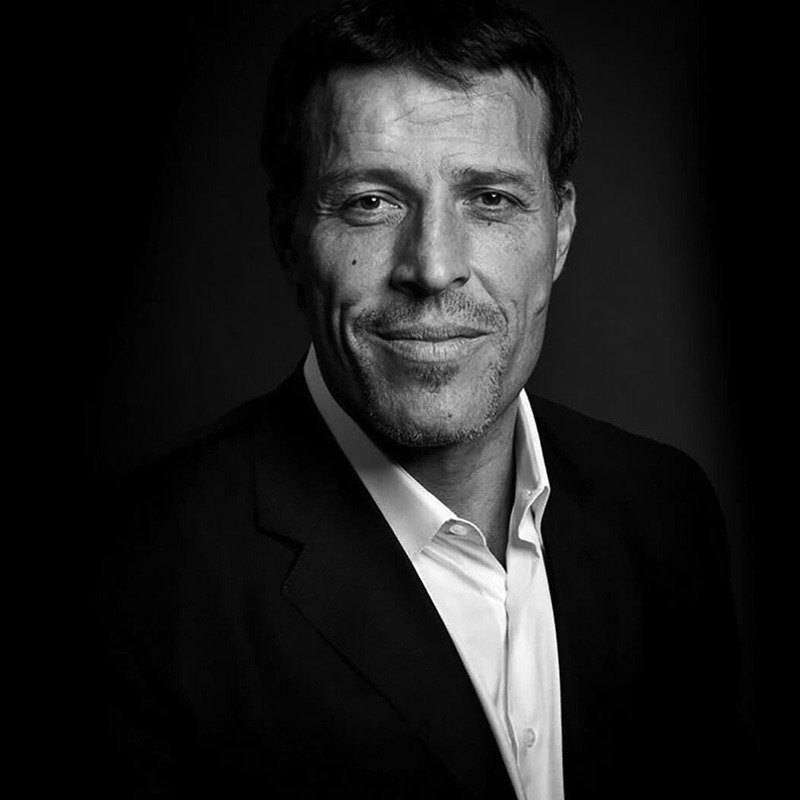 Onstage International | Tony Robbins - Motivational Speaker, Celebrity