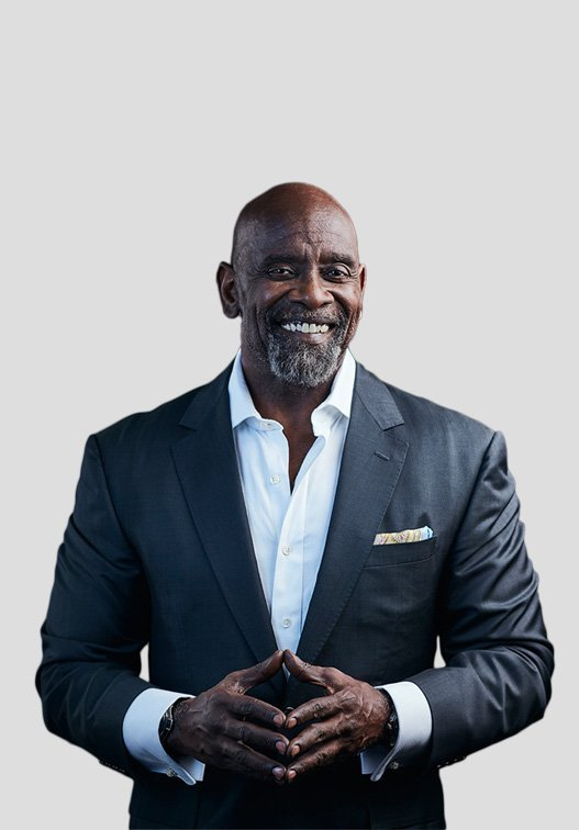 Onstage International | Chris Gardner - Entrepreneur, Motivational Speaker